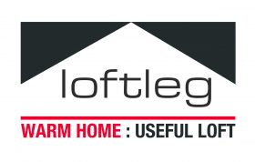 Board your loft safely in a newly built house